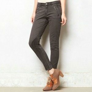 Anthropologie Pilcro Skinny Riding Pants